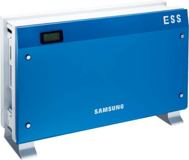 Samsung SDI All-in-One 3.6 kWh