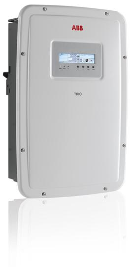 ABB String Inverter TRIO 5.8-TL-OUTD