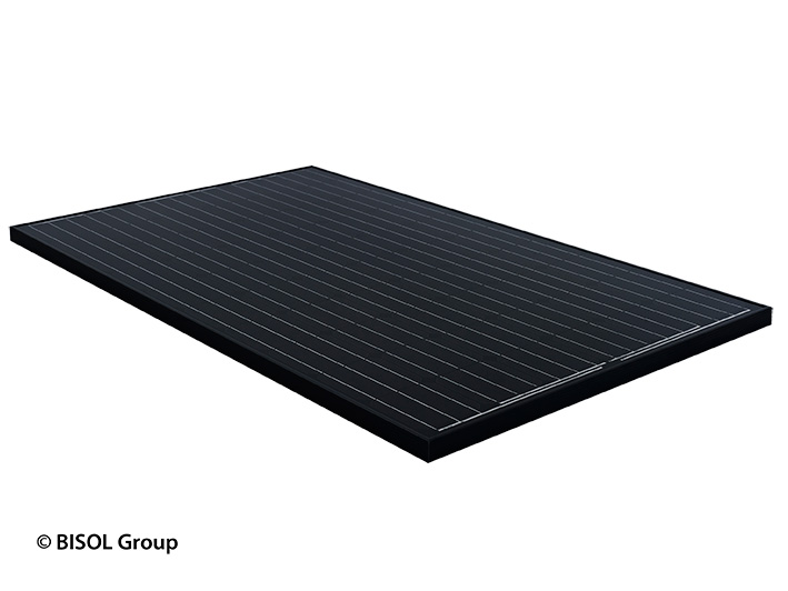Bisol Premium Full-Black BIPV  BSO-290